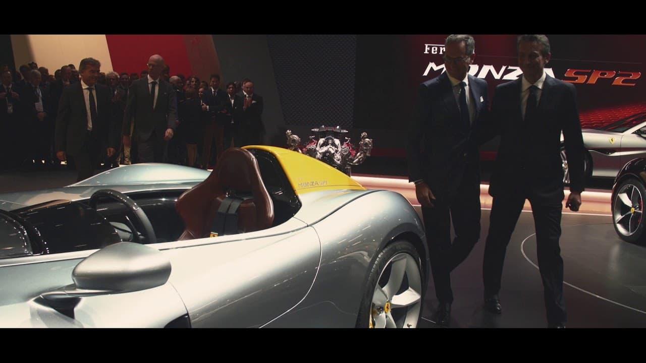 Motorshow 2018 – Ferrari