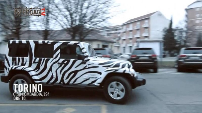 Test drive Fiat Freemont e Suzuki Samurai