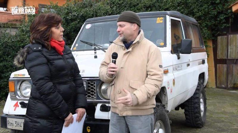 Trofeo Regolarità Centro Italia tappa Ponzano Romano 2015