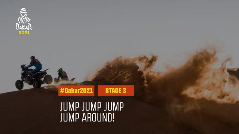 #DAKAR2021 – Stage 3